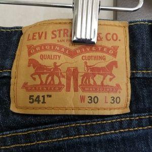 Levi's 541 30x30